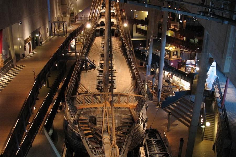 The Swedish warship Vasa - Vasa Museum
