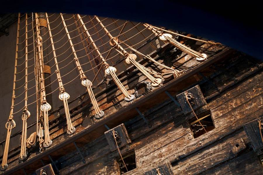 17th century warship Vasa - Vasa Museum