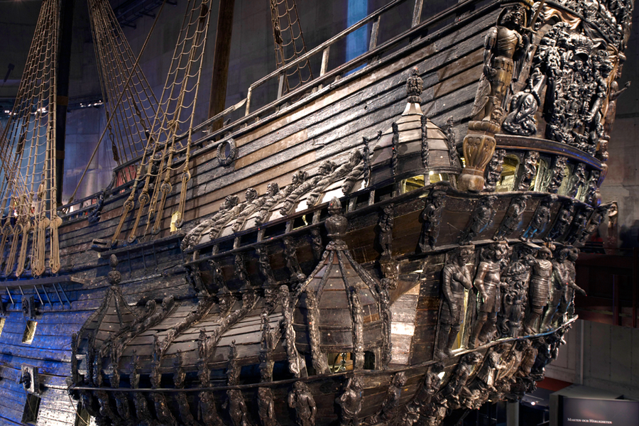 Vasa Museum – Stockholm Sweden