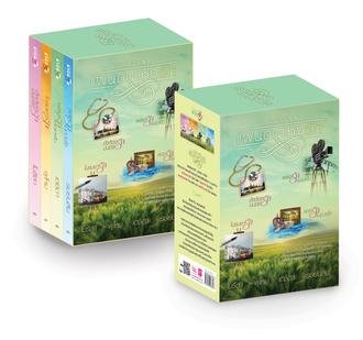 Pre-Order Boxset แผ่นดินแห่งรัก