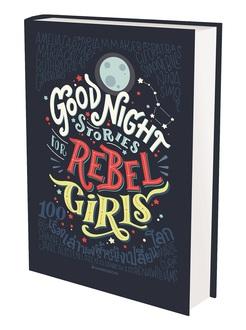 Pre Order : Good Night Stories for Rebel Girls 100 เรื่องเล่าของผู้หญิงเปลี่ยนโลก